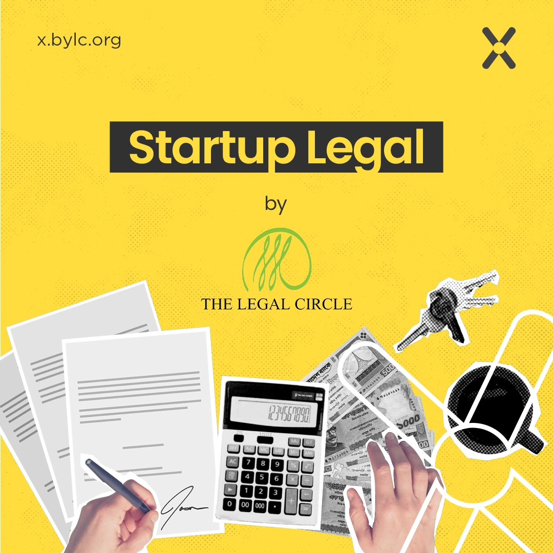 Startup Legal by The Legal Circle